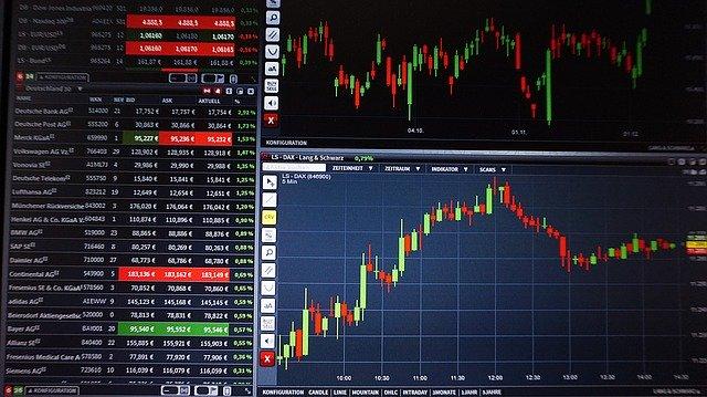 Aktien Börse stellt Handel ein