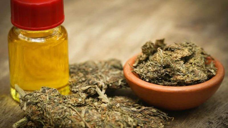 Cannabis bei Migraene