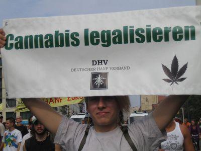 Cannabis-Legalisierung – Lukrativ und gegen Schmerzen!