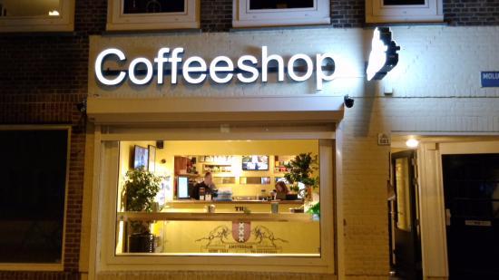 Frankreich: Coffeeshop nutzt Gesetzeslücke aus