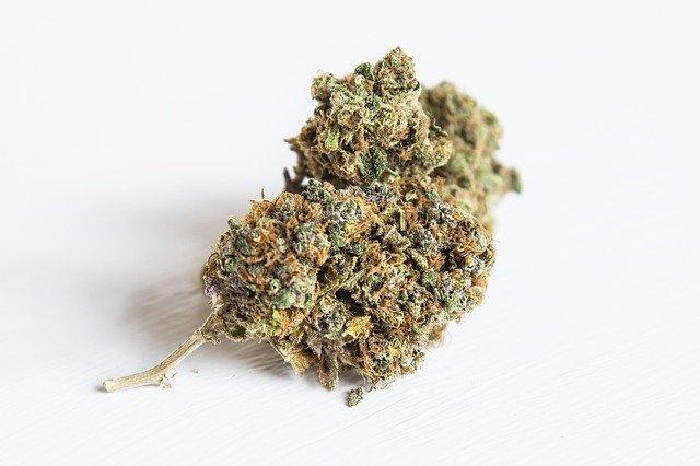 Gestrecktes Cannabis