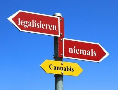 Marihuana-Legalisieren