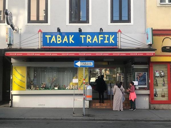 Tabak-Trafik