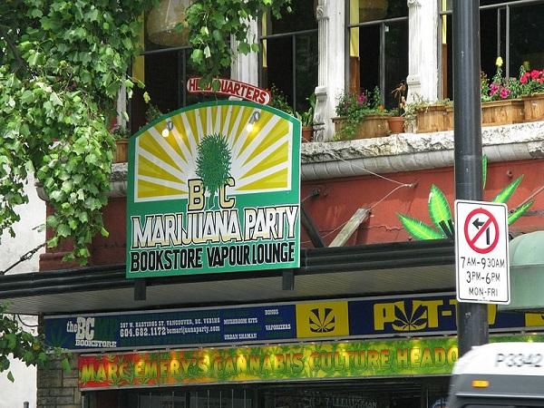 Akzeptanz von Cannabis
