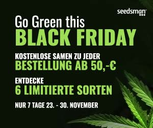 Seedsman - Black Friday