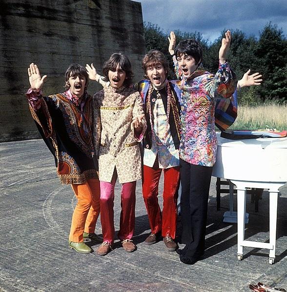Beatles und Cannabis