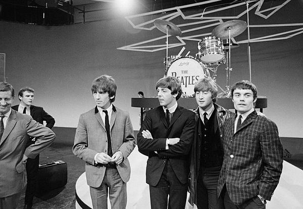 Die Beatles und Cannabis