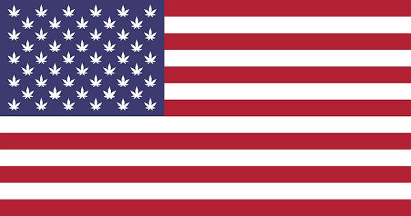 USA Cannabis-Umsatz